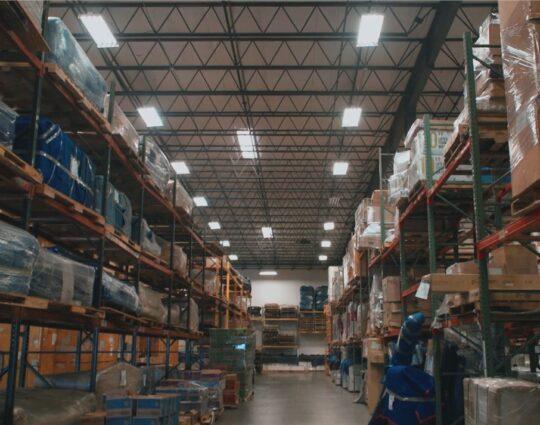 Warehouse facility finance-Commercial Real Estate Loan Pros of Jacksonville